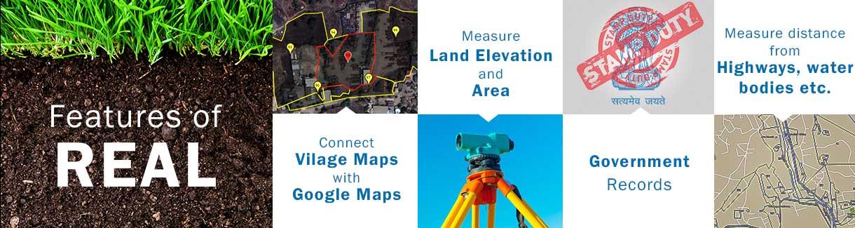 Village Maps   Survey number   Land record   Gaon Naksha